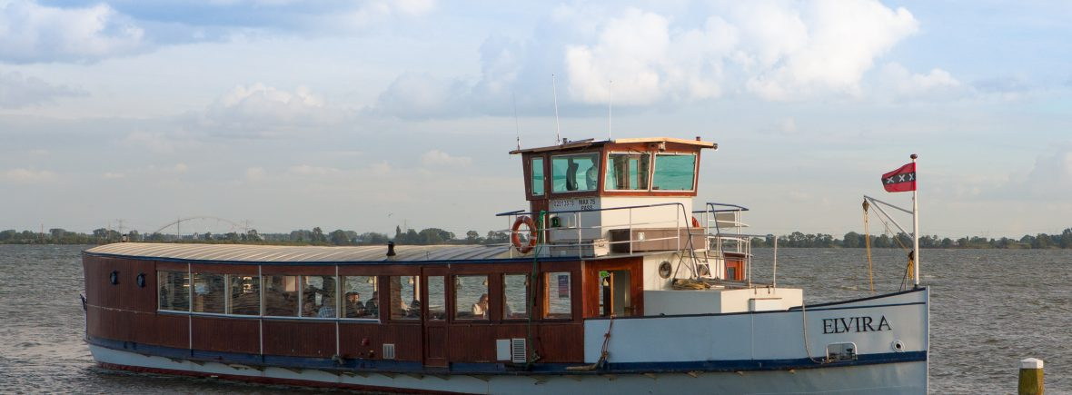 saloon boat elvira for event, dinner, party, wedding, business meeting around amsterdam