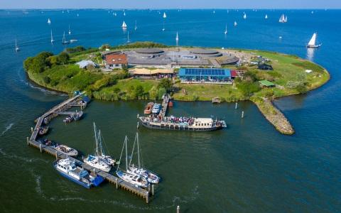 locaties voor een evenement aan boord van schip Sailboa Rederij Navigo
